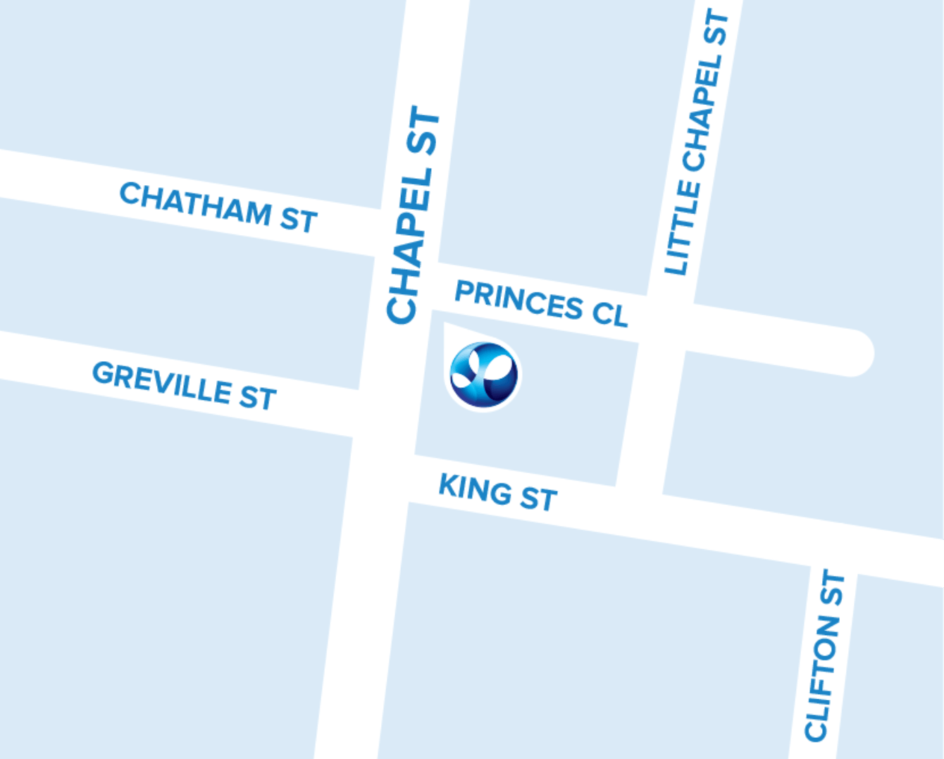 Merchantwise Map